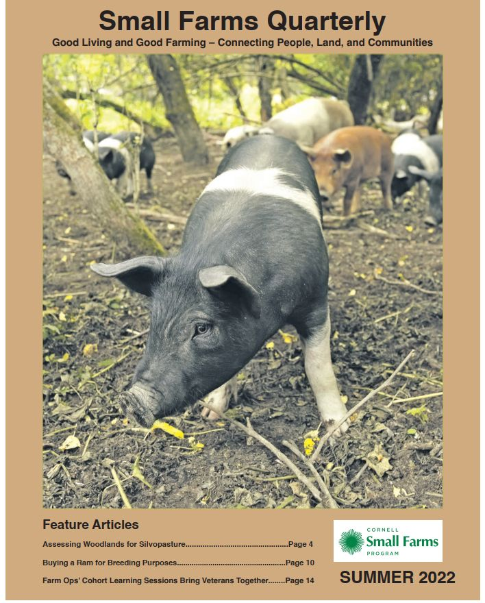 Small Farm Quarterly
