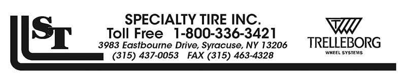 Specialty Tire, Inc.